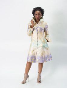 Multicolored Coat